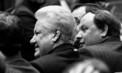 Борис Ельцин и Егор Гайдар (1992)/ Алексей Сазонов