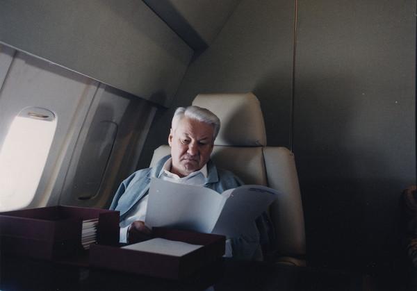 Борис Ельцин/Архив Президентского центра Б.Н. Ельцина