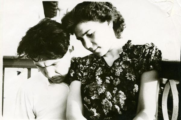 Борис и Наина Ельцины/Архив Президентского центра Б.Н. Ельцина