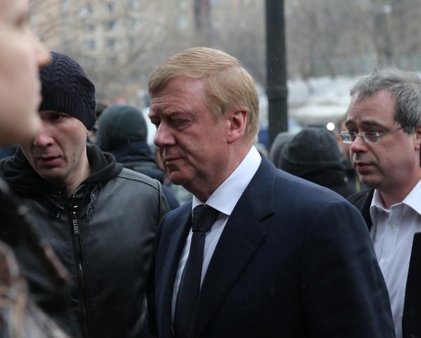 Анатолий Чубайс/ТАСС