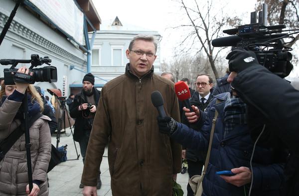 Владимир Рыжков/ТАСС