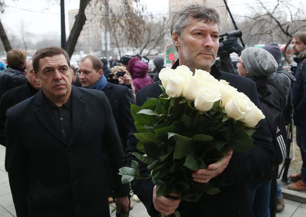 Александр Любимов, Евгений Ройзман/ТАСС