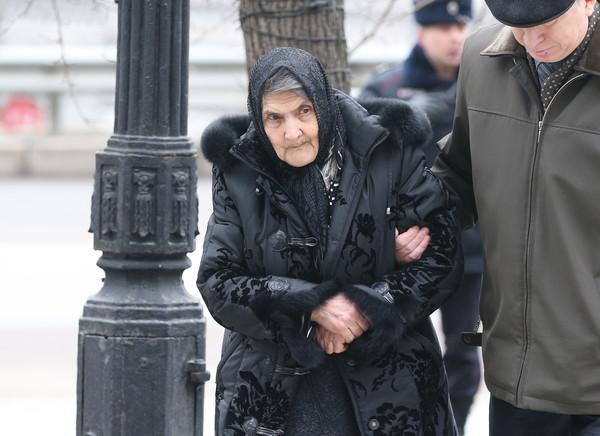 Мама Бориса Немцова Дина Яковлевна/ТАСС