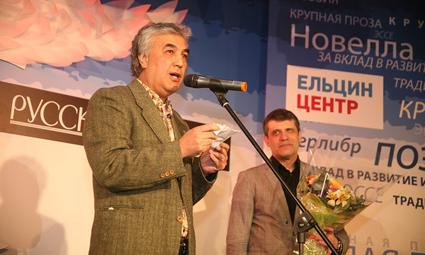 Шамшад Абдуллаев и Дмитрий Бак. Фото Александра С. Курбатова