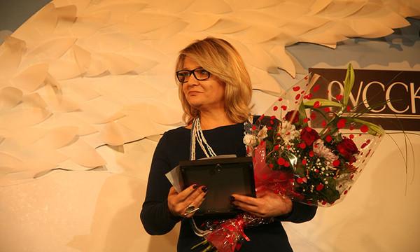 Елена Стяжкина. Фото Александра С. Курбатова