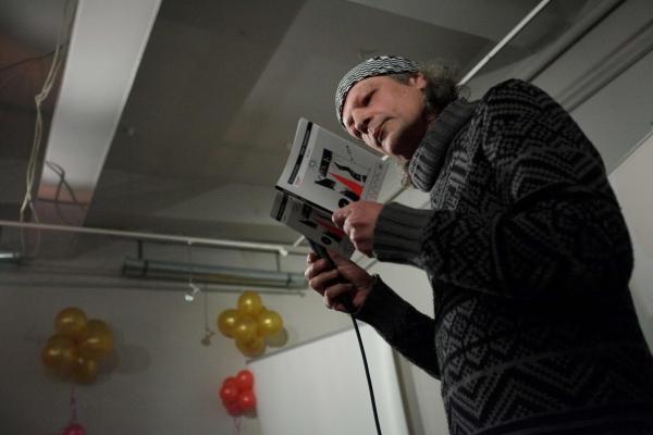 "Олег Дарк читает ""Маляву"" Олега Завязкина"