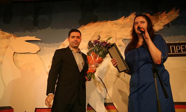 Александр Стесин и Екатерина Дайс. Фото Александра С. Курбатова