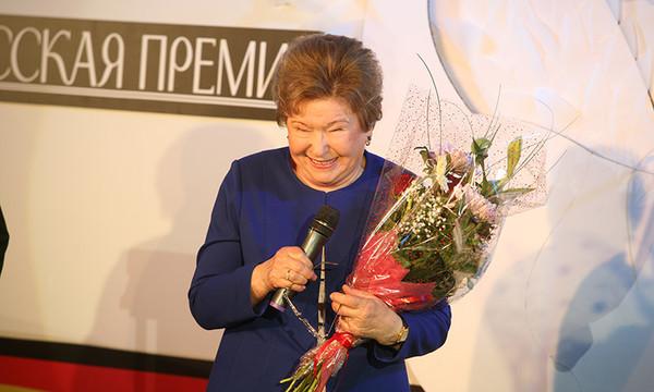 Наина Иосифовна Ельцина. Фото Александра С. Курбатова